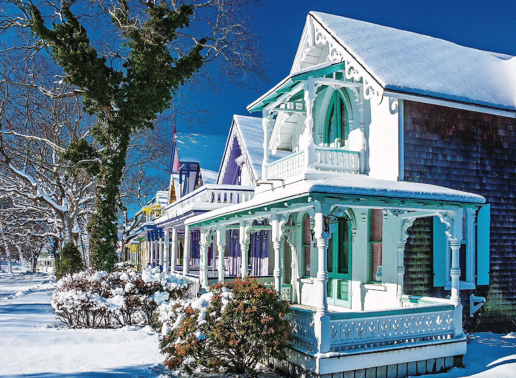 gingerbread houses of martha s vineyard calendar meds