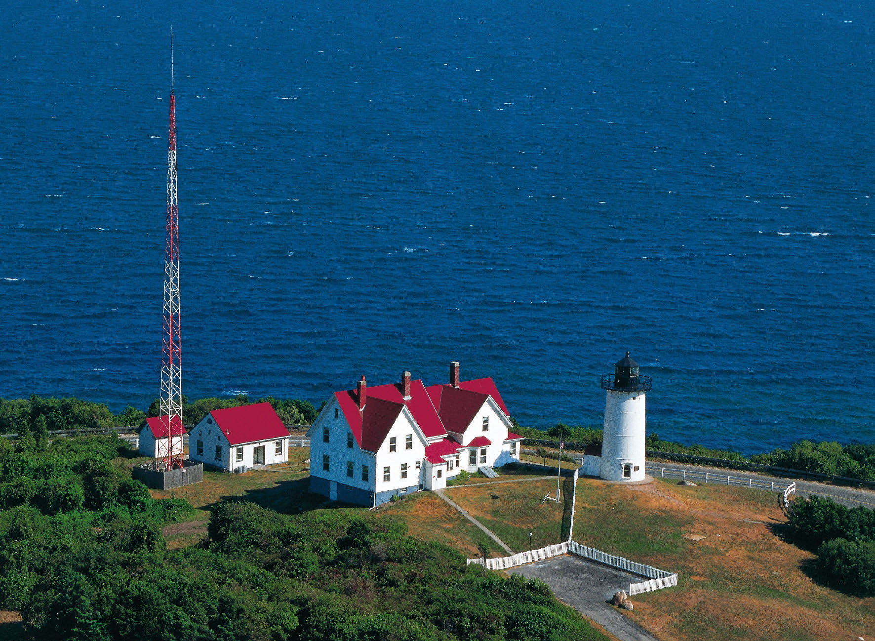 Lighthouses of Cape Cod and the Islands Calendar