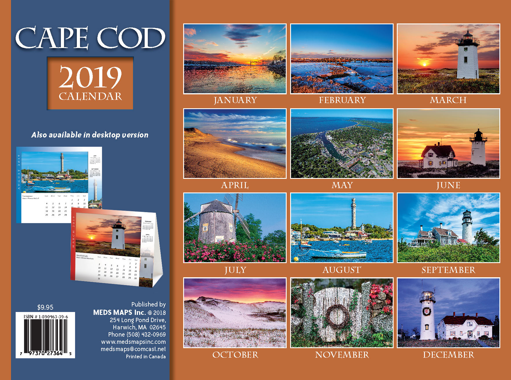 Cape cod coupons 2019